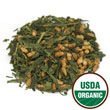 Genmaicha Tea (w/ Toasted Brown Rice) Organic